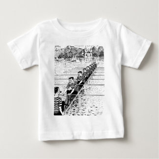 All In A Row Baby T-Shirt