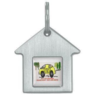 ALL LIFE MATTERS - House Pet Tag