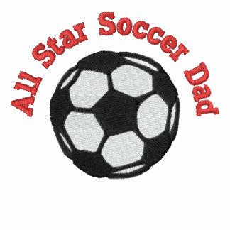 All Star Soccer Dad Polo Shirt