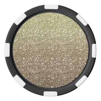 All That Glitters Poker Chips