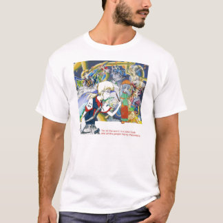 All the world is a comic book T-Shirt