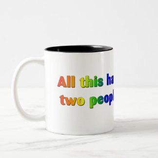 All This Hatred Mug 2