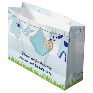 All Time Favorite BABY SHOWER  Gift Bag
