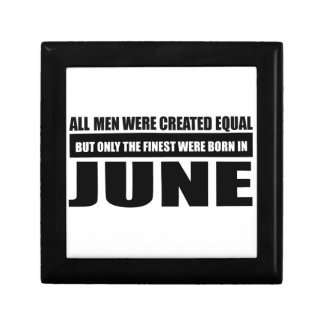 All women were created equal June designs Gift Box