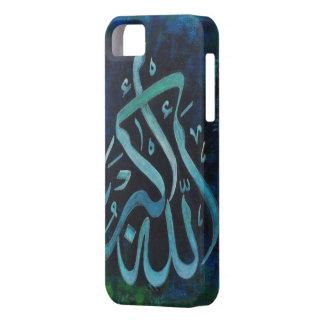 Allah-u-Akbar iPhone 5 case! Original Islamic Art! iPhone 5 Case