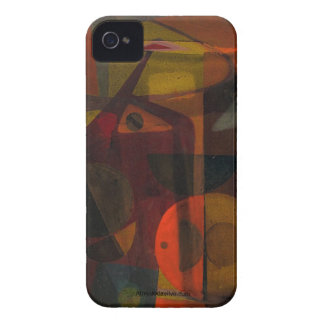 Allegory of Tension iPhone 4 Cases