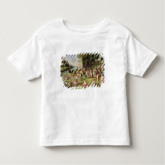 Allegory of the Court of Isabella d'Este  1504-06 Toddler T-Shirt