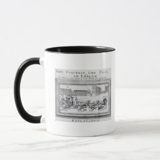 Allegory of the Dangers of Low Church Mug