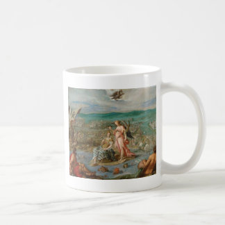 Allegory on the battle of Sisak by Hans von Aachen Coffee Mug