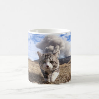Alley cat niyan good fortune< Activity period > Coffee Mug