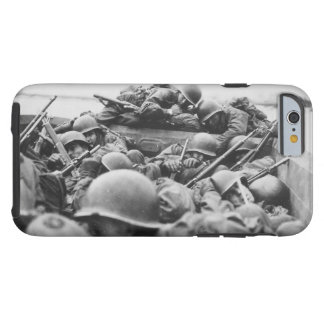 Allied World War II Soldiers Crossing the Rhine Tough iPhone 6 Case