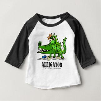Alligator by Lorenzo © 2018 Lorenzo Traverso Baby T-Shirt