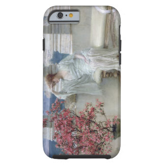 Alma-Tadema | Her eyes are with her thoughts� Tough iPhone 6 Case