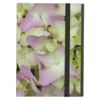 Almost Pink Hydrangea Powis iCase iPad Case