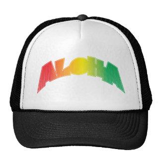 ALOHA ARCH HATS