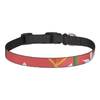 Aloha Doggie Collar Dog Collar