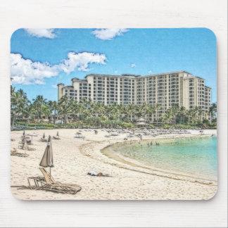 Aloha!  Oahu, Hawaii Mouse Pad
