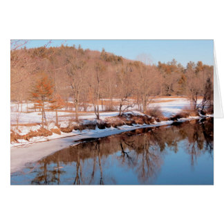 Along the Ashuelot River Card