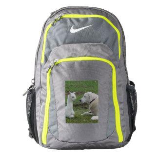Alpaca And Shepherd Backpack