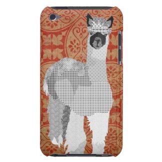 Alpaca Art Orange Case Case-Mate iPod Touch Case