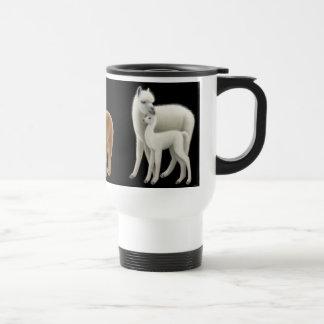 Alpaca Family Mug