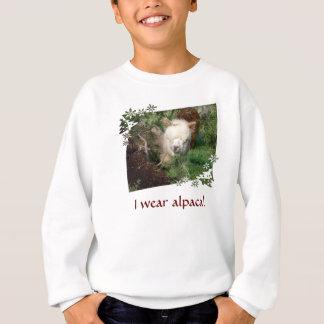 Alpaca Holiday Sweatshirt