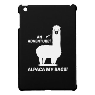 Alpaca My Bags Cover For The iPad Mini