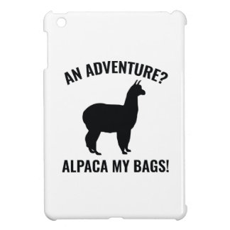 Alpaca My Bags iPad Mini Case