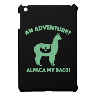 Alpaca My Bags iPad Mini Cover