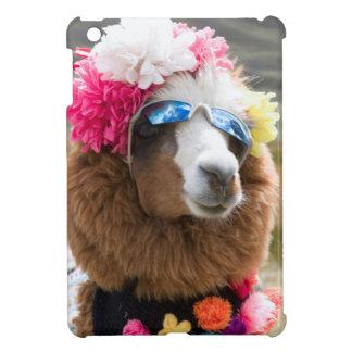 Alpaca, Pachacoto, Cordillera Blanca, Ancash iPad Mini Cover