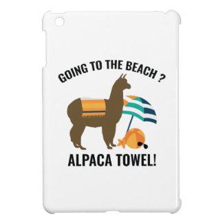 Alpaca Towel iPad Mini Case