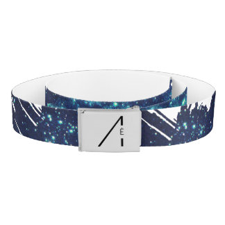 ALPHA É Blue galaxy belt