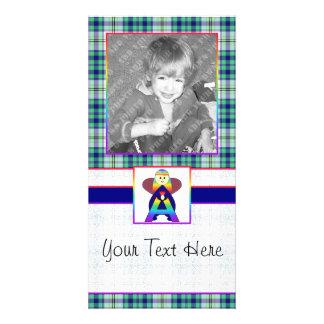 Alphabet Zone Photo Card Templates