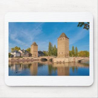 Alsace Strasbourg Henry Tower Pont Envelopes Mouse Pad