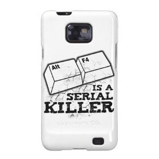 Alt F4 Is A Serial Killer Samsung Galaxy S2 Case