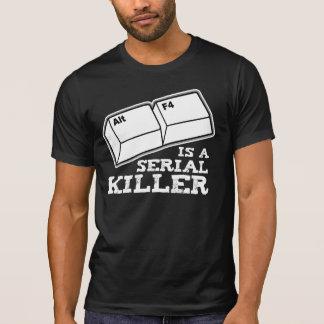Alt F4 Is A Serial Killer Tee Shirt