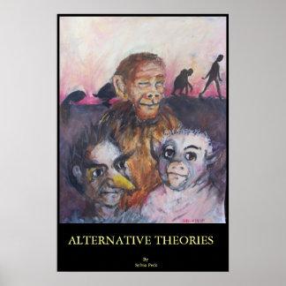 Alternative Theories Poster