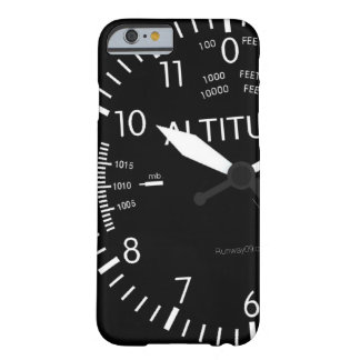 Altimeter iPhone Cover