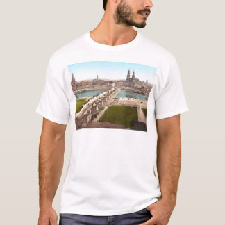 Altstadt Old City Dresden View from War Ministry T-Shirt