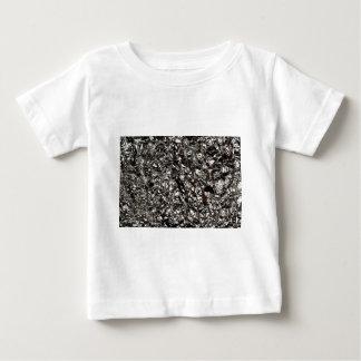 Aluminum Foil Print Tees