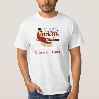 Alumni Reunion 2013 Class of 1983 T Shirt
