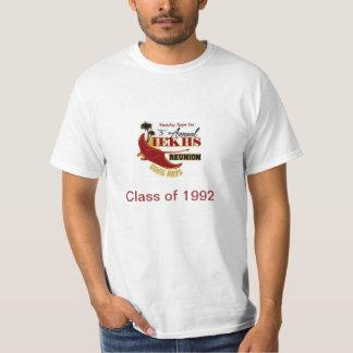 Alumni Reunion 2013 Class of 1992 T Shirt
