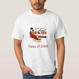 Alumni Reunion 2013 Class of 2009 T Shirt
