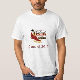 Alumni Reunion 2013 Class of 2013 T Shirt