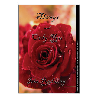 Always and Only You Poster