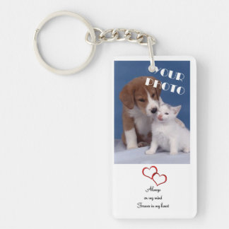 Always Pet Memorial Keychain