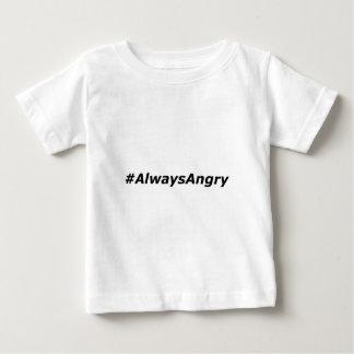 #AlwaysAngry Toddler T-Shirt