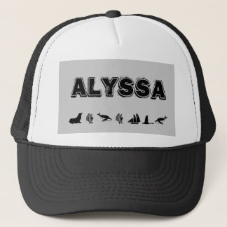 Alyssa hat