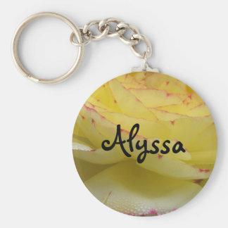 Alyssa Key Ring