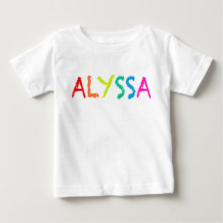 """ALYSSA"" T-SHIRTS"